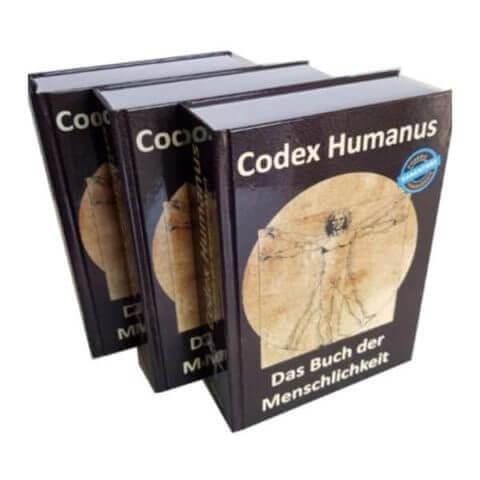 Codex Humanus Band 1, 2 und 3 (Robert Franz)