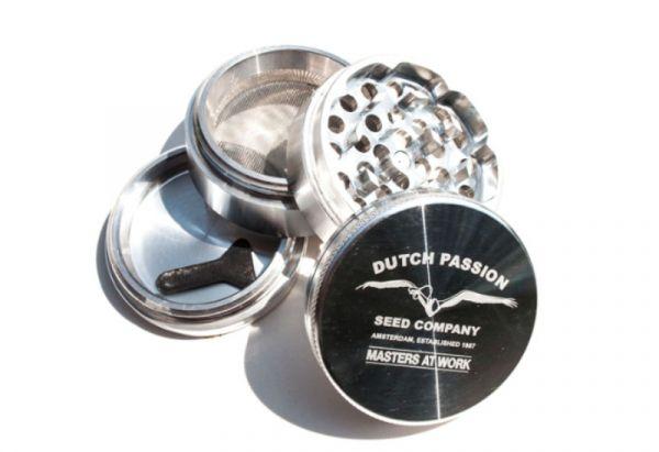 DP Metall-Pollengrinder