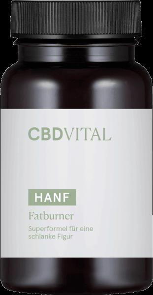 CBD-Vital Hanf Fatburner (60 Kapseln)
