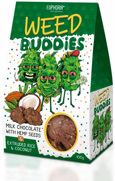 Weed Buddies Milk