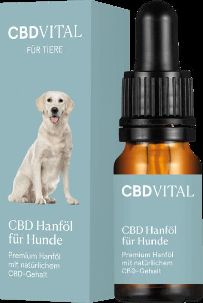 CBD-Vital CBD Hanföl für Hunde