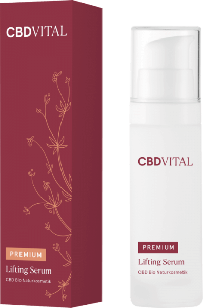 CBD-Vital Lifting Serum