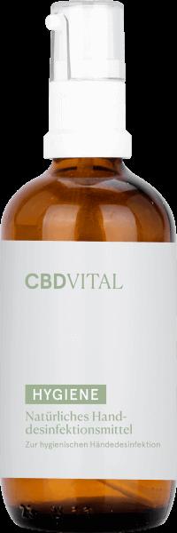 CBD-Vital Natürliches Handdesinfektionsmittel