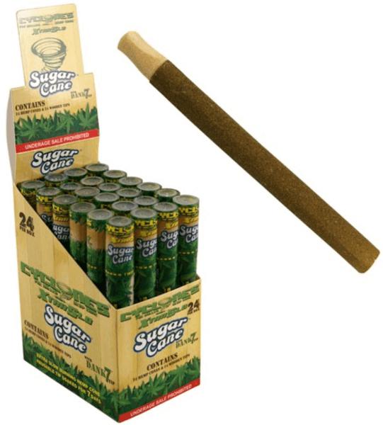 CYCLONE Hemp Cones SUGAR CANE (2 Stk.)
