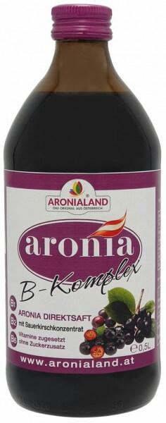 Aronia B-Komplex 0,5 Liter