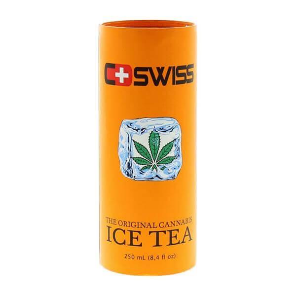 C Swiss Cannabis Ice Tea - 250ml