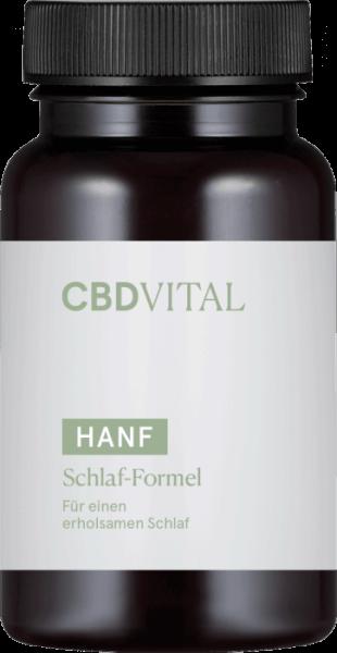 CBD-Vital Hanf Schlaf-Formel (60 Kapseln)