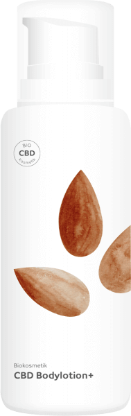 CBD-Vital CBD Bodylotion plus (200)