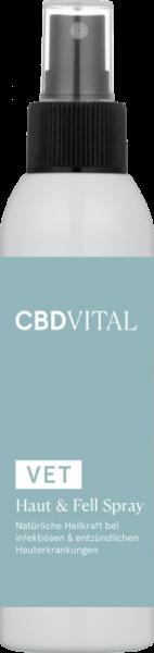 CBD-Vital Haut und Fell Spray (150 ml)