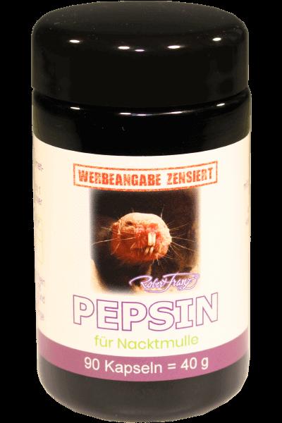 Pepsin Kapseln (Robert Franz)