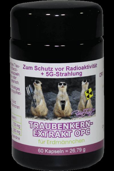 OPC Traubenkern-Extrakt für Erdmännchen (Robert Franz)