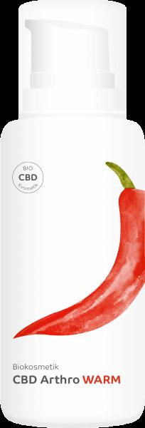 CBD-Vital CBD Arthro WARM (100 ml)