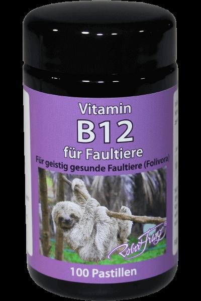 Vitamin B12 Pastillen - kauBAR (Robert Franz)