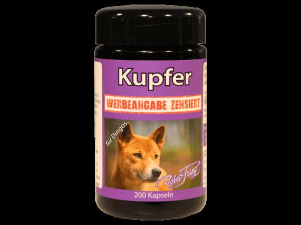 Kupfer - 3 mg (Robert Franz)