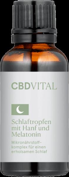 CBD-Vital SCHLAFTROPFEN (30 ml)