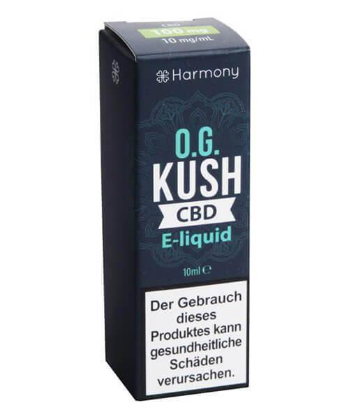 HARMONY CBD-Liquid - O.G. Kush