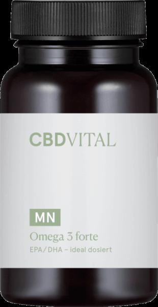 CBD-Vital OMEGA 3 FORTE (60 Kapseln)