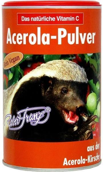 Acerola-Pulver Vitamin C (Robert Franz)