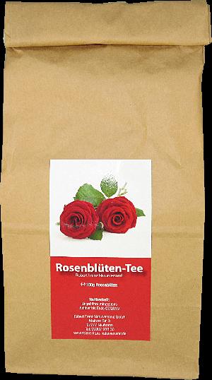 Rosenblüten Tee (Robert Franz)