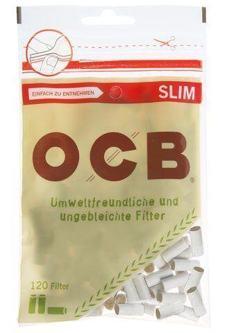 OCB organic Hemp Slim Filter