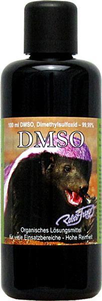 DMSO 99,9% - 100ml (Robert Franz)