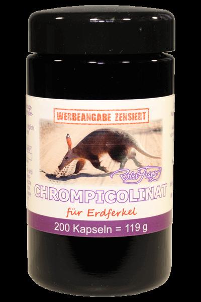 Chrom Picolinat 200 Kapseln (Robert Franz)