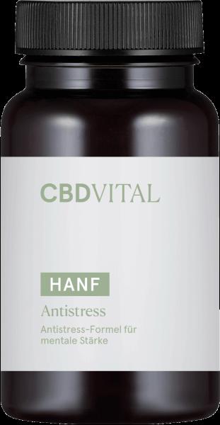CBD-Vital Hanf Antistress (60 Kapseln)