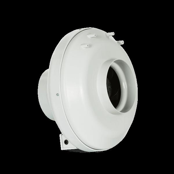 Systemair / LTi-RVK sileo 100E2, 100mm ,184m3/h, 29W