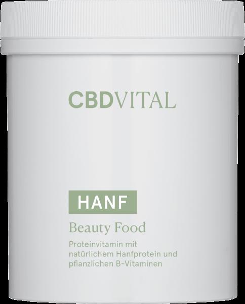 CBD-Vital Beauty Food Proteinvitamin mit Bio-Hanfprotein (400 g)