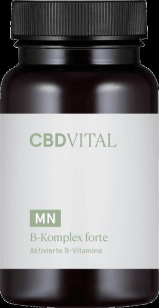 CBD-Vital B-Komplex forte (60 Kapseln)