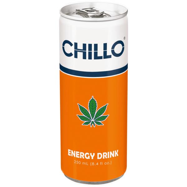 Bio Chillo Energy Drink - 250ml