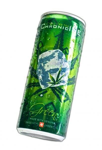 CHRONIC Ice Tea - 250 ml